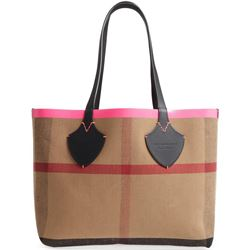 BURBERRY BAGS SHOPPING BAGS