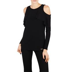 MICHAEL MICHAEL KORS TOP WITH SLEEVES