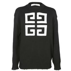 logoed pullover