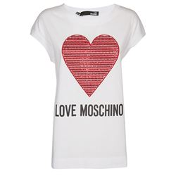 Love%20Moschino Short sleeved.. DONNA