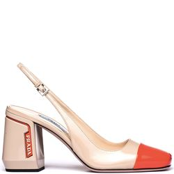 PRADA WITH HEEL HIGH HEEL