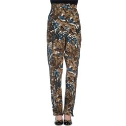 SALVATORE FERRAGAMO TROUSERS PRINTED