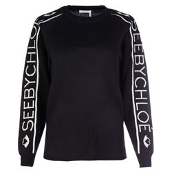 SEE BY CHLOÉ KNITWEAR SWEATSHIRT