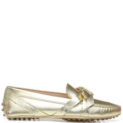 TOD'S FLAT SHOES MOCASSINS