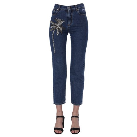 applique jeans