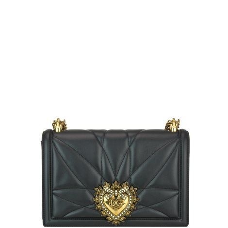 black devotion shoulder bag