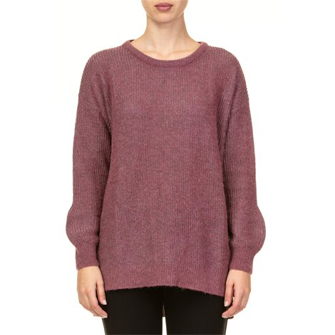 maroon wool sweater