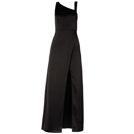 asymmetric one shouldere dress