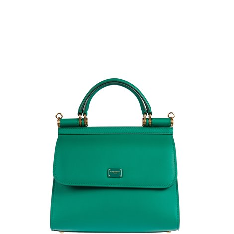 green leather small sicily 58