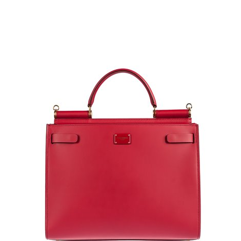 red leather big sicily 62