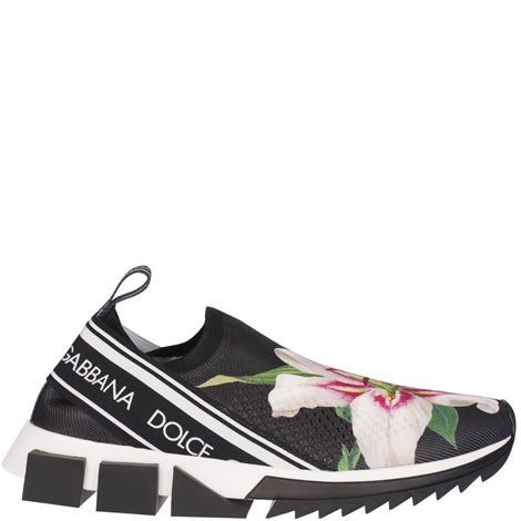 sorrento lily print sneakers