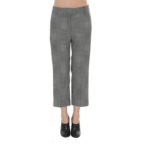ivy cropped trousers