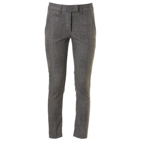 wool blend perfect trousers