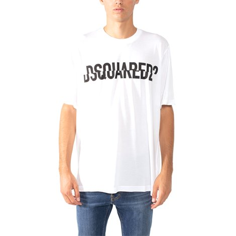 Dsquared2 Short sleeves.