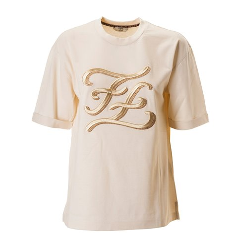 FENDI T-SHIRTS AND POLOS SHORT SLEEVES