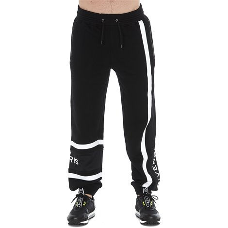 embroidered jogger  trousers