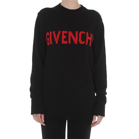 GIVENCHY SWEATERS CREWNECK
