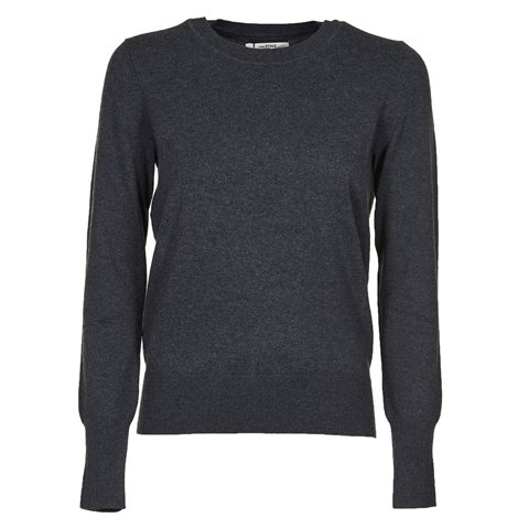 gray wool blend  sweaters