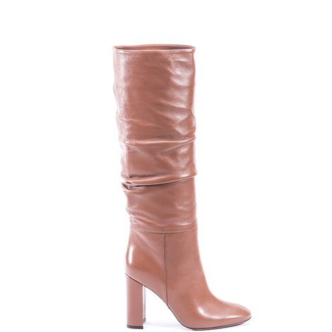 95mm leather boots