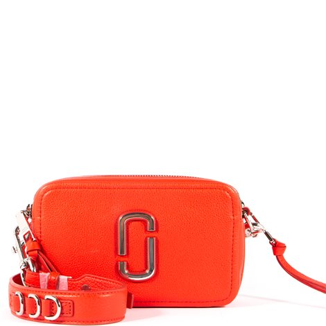 red leather the softshot 21 crossbody