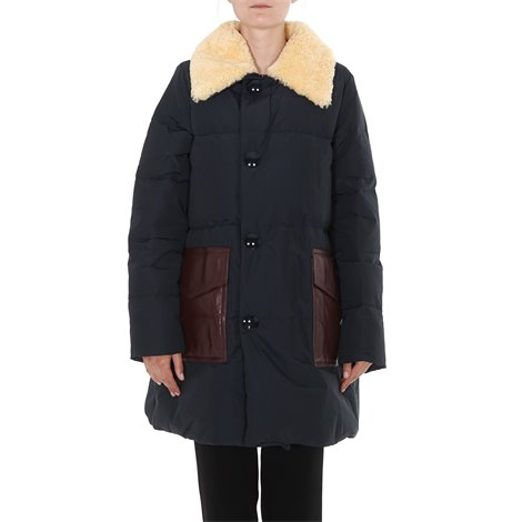 big pockets down jacket