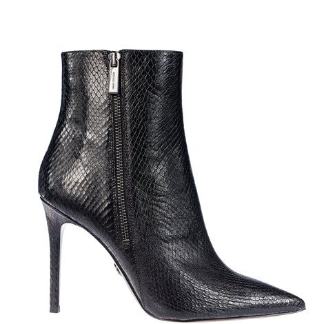 reptile effect booties
