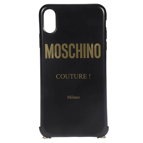 iphone xr case with chain detail