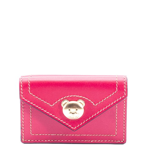 Moschino Wallets.