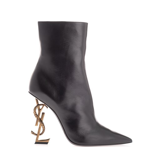 opyum 110 ysl  ankle boots