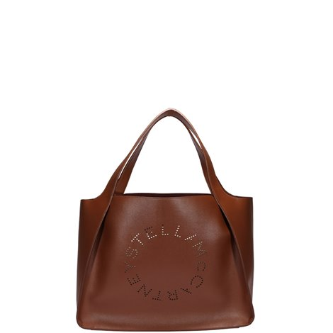 logoed tote