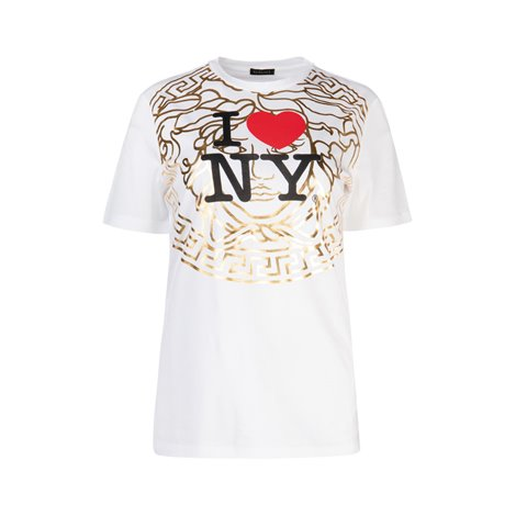 VERSACE T-SHIRTS AND POLOS SHORT SLEEVED