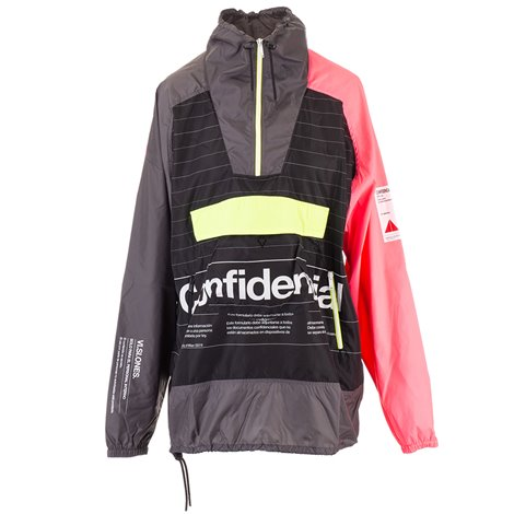 confidencial windbreaker