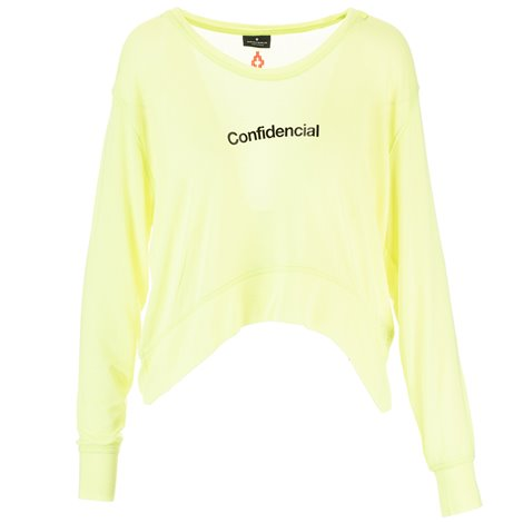yellow confidencial sweater