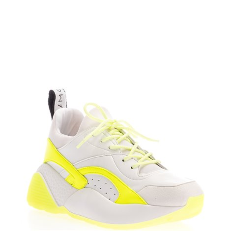 white eclipse sneakers