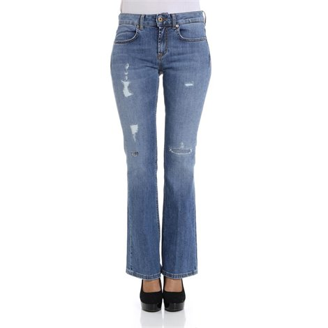 trumpette flared jeans