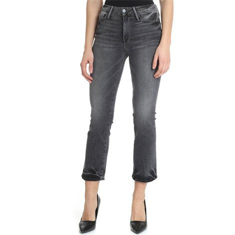 5 pockets cropped jeans
