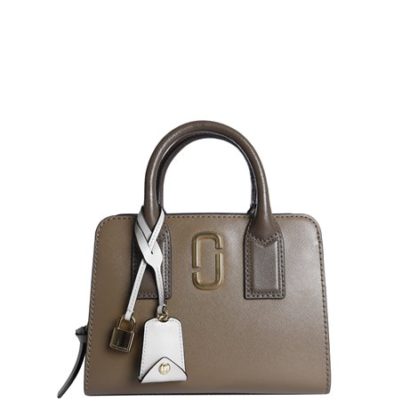 mud leather little big shot handbag