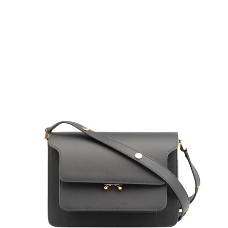 black saffiano leather bag