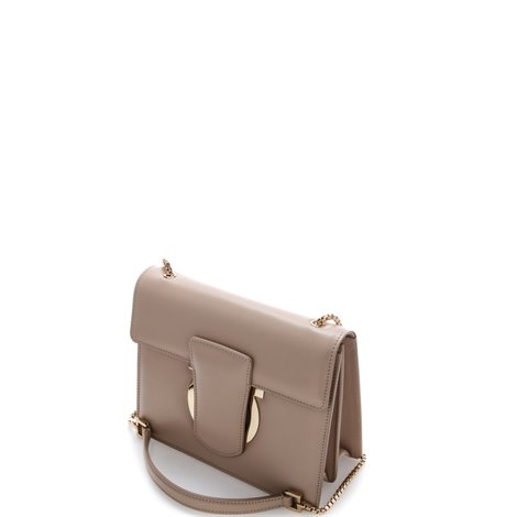 beige leather 'thalia' bag