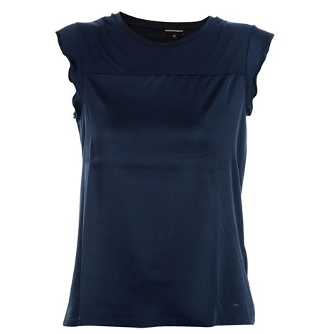 navy blue top