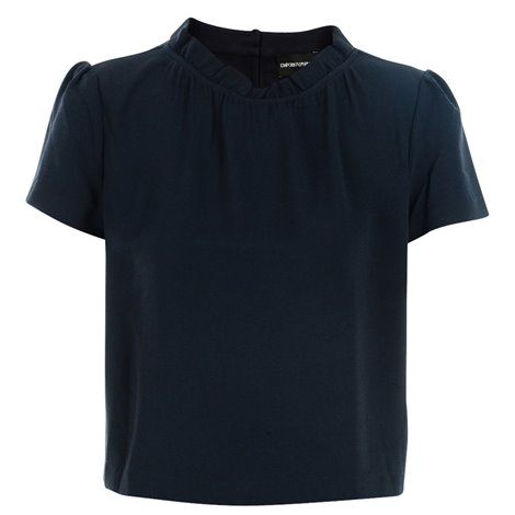 navy blue blouse