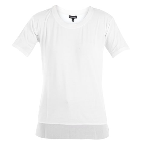 white viscose top