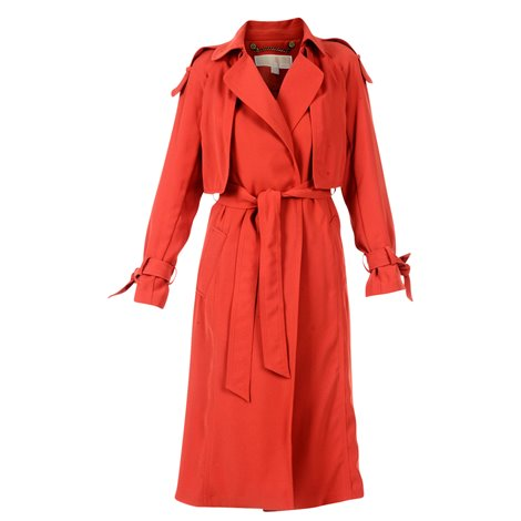 Michael%20Michael%20Kors Light Overcoats