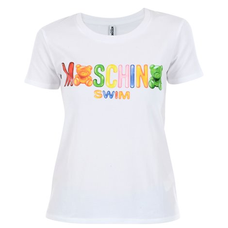 white swim collection tshirt