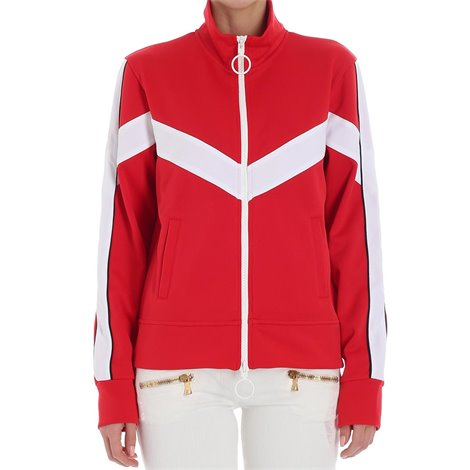 red track sport jacket