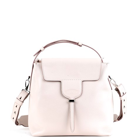 f6fa86d4833 TOD'S. pale pink small joy bag in leather