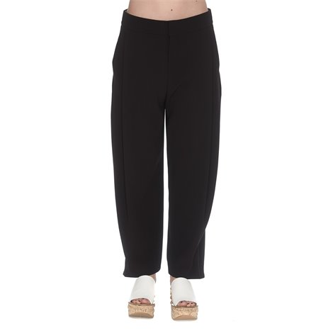 black hight waist pants