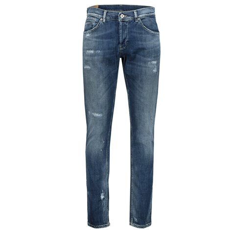 distressed effect george jeans