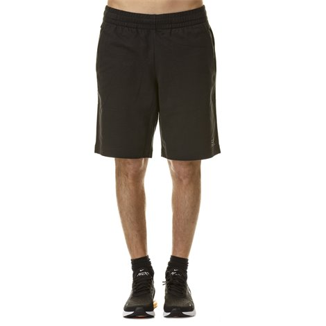 black bermuda shorts