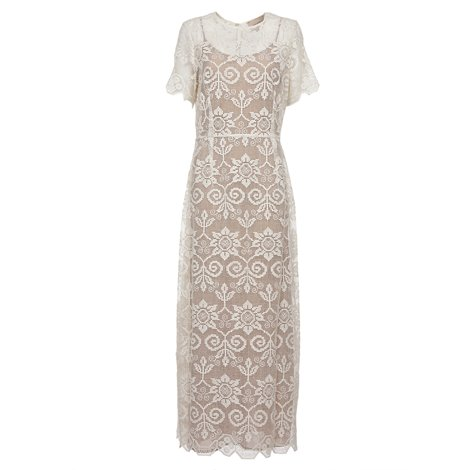 white lace giovanna dress